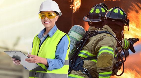 Curso de Segurança do Trabalho + Bombeiro Civil